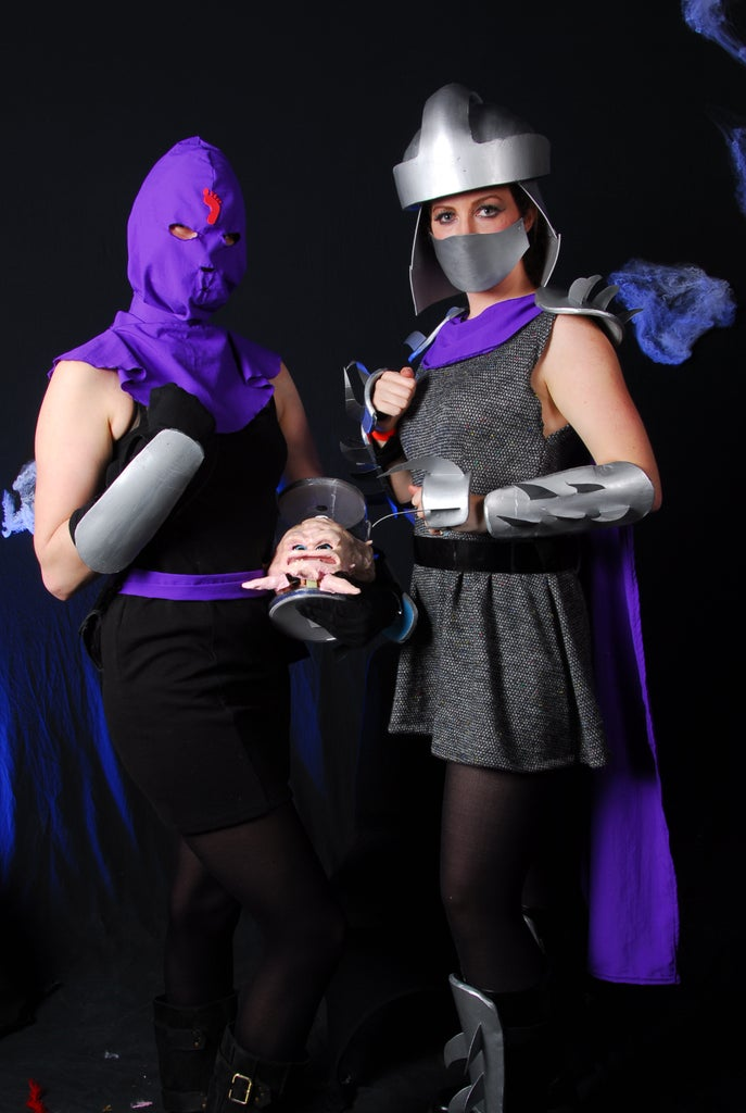 Shredder & the Foot Clan Costumes