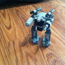 Lego Giant Killer Robot