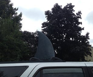 Shark Fin for Shark Week!