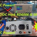 "DIY AC/DC Hack "" Mod "" RD6006 Power Supply & S06A Case W/ S-400-60 PSU Build & Upgraded DC Input"