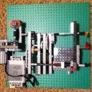 100% Lego Clock