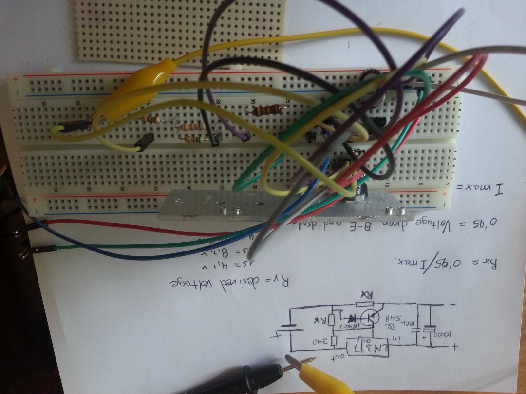 Charging Circuitry & Final Assembly