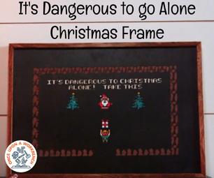 独自对圣诞节危险