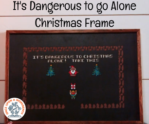 It's Dangerous to Christmas Alone