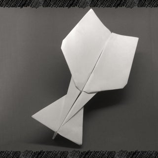How to Make the Vulcan Paper Airplane