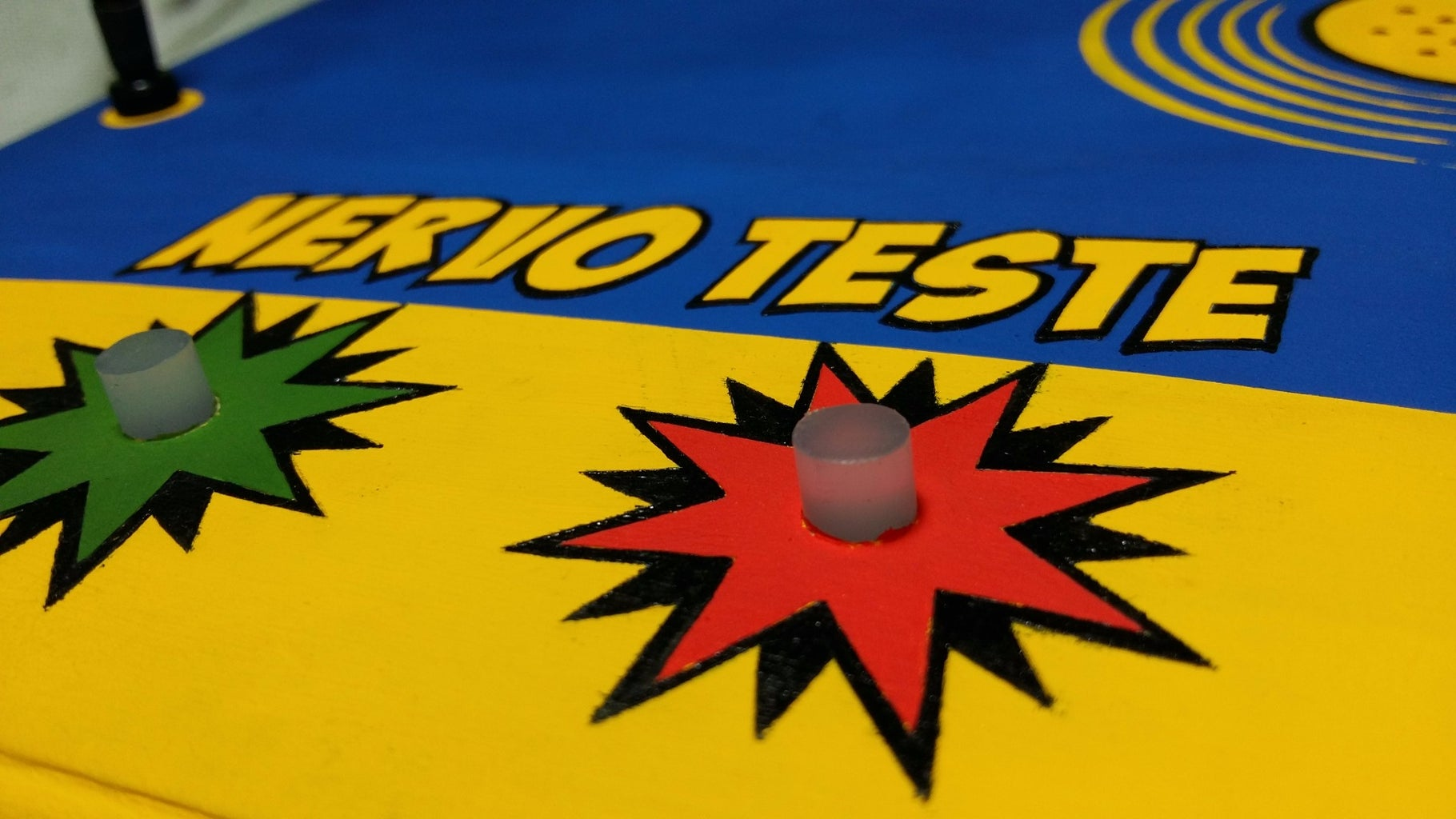 Jogo Nervo Teste (versão 1 - Clássico)