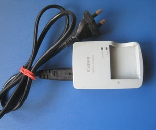 Canon CB-2LYE Replacement NB-6L USB Battery Charger