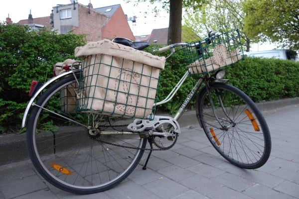 Bike Pannier (front & Rear)