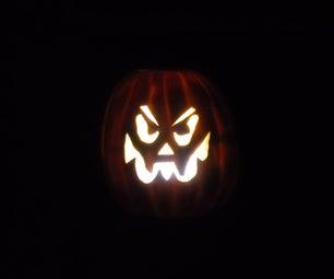 High Current Flickering Pumpkin LED Driver