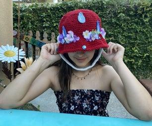 "Real ""Bucket"" Hat"