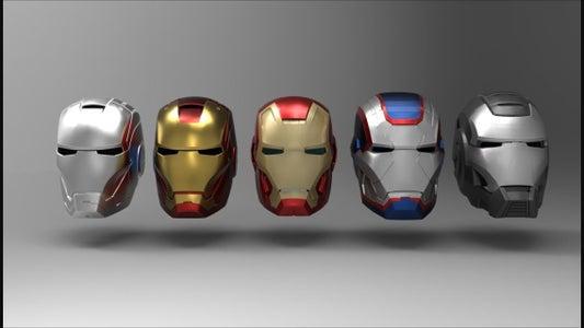 DIY Iron Man Helmet