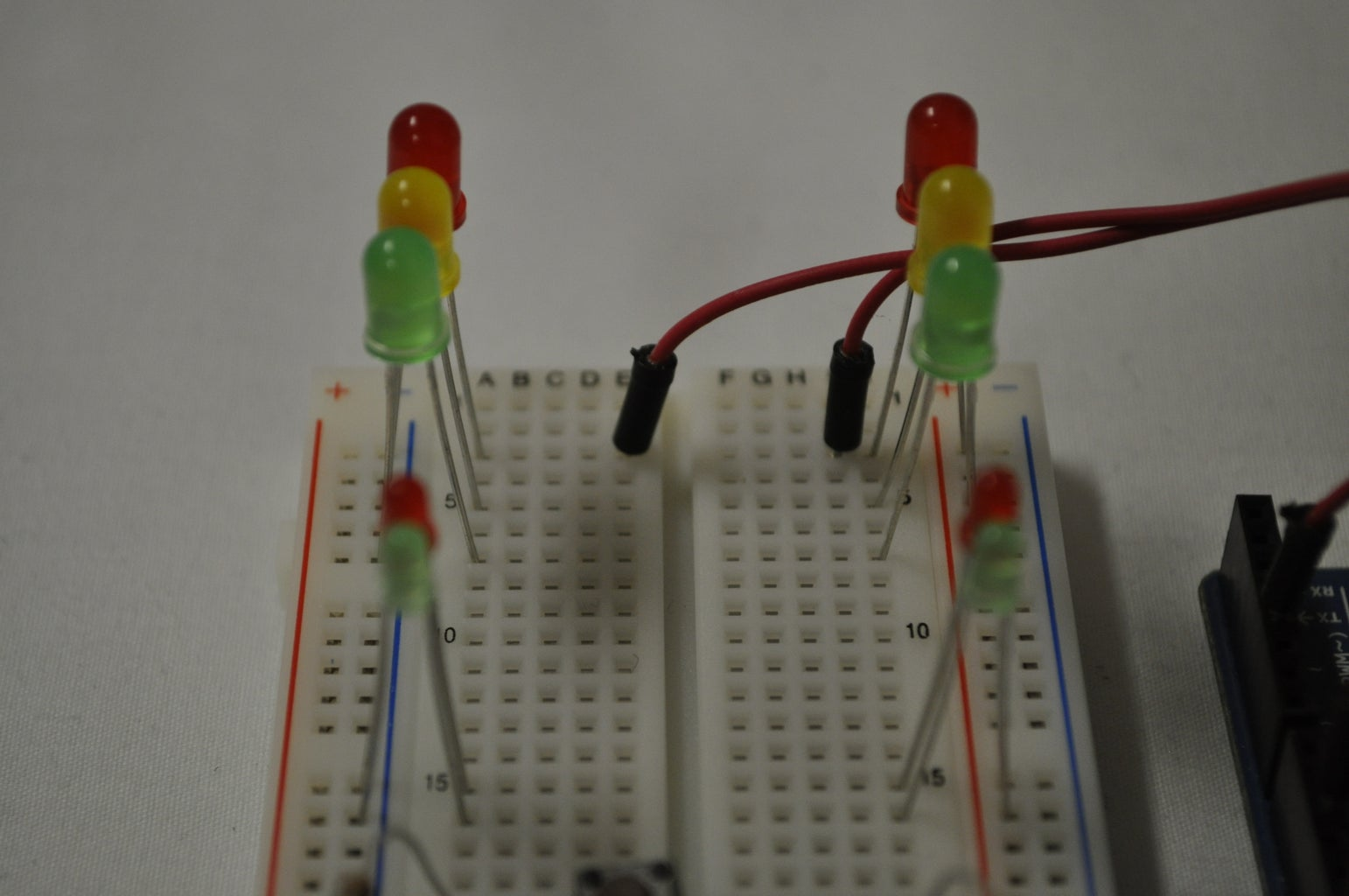Wire Up LEDs
