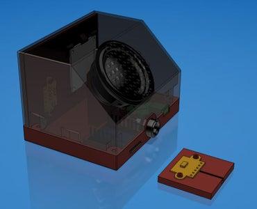 Coke Machine Level Detector - Now With Speech!