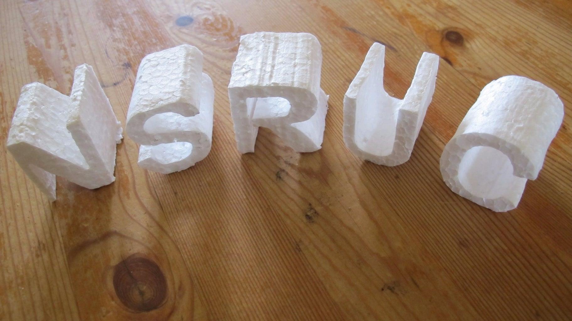 Mini CNC Foam Cutter