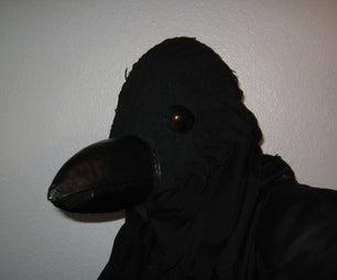 How to Make a Corvid Costume