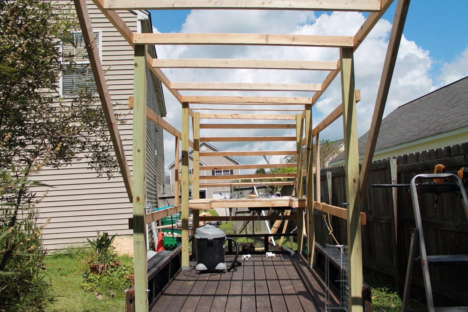 Framing Your Trailers Design
