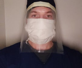 P.P.E. for Africa: 5 Cent Face Visors That Can Be Made in Under 5 Minutes