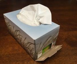 Top Secret Tissue Box