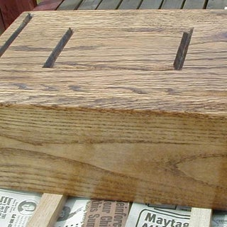 Hand Cut Dovetails for Dummies