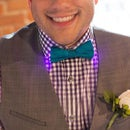 DIY Bow Tie --- With Lights!!