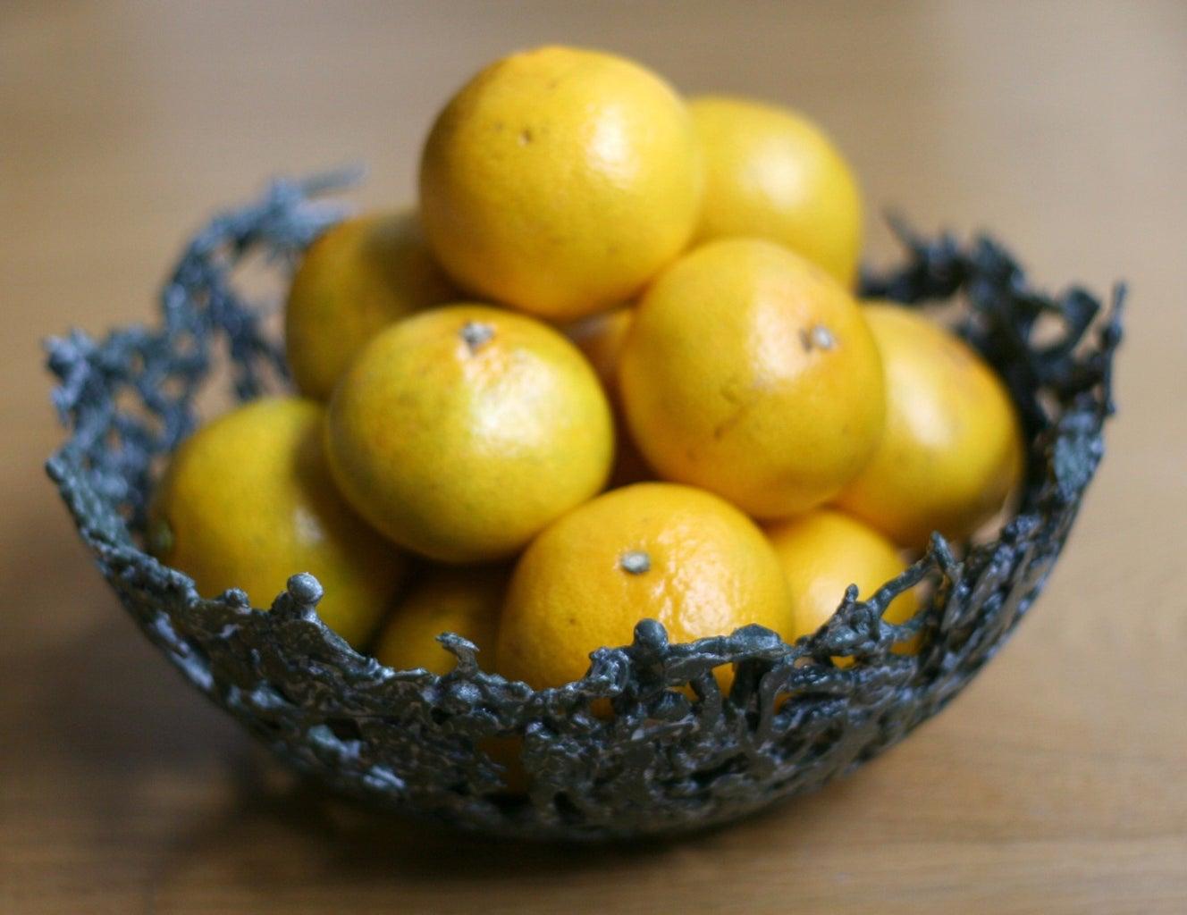 Plastic Army Men Fruit Bowl