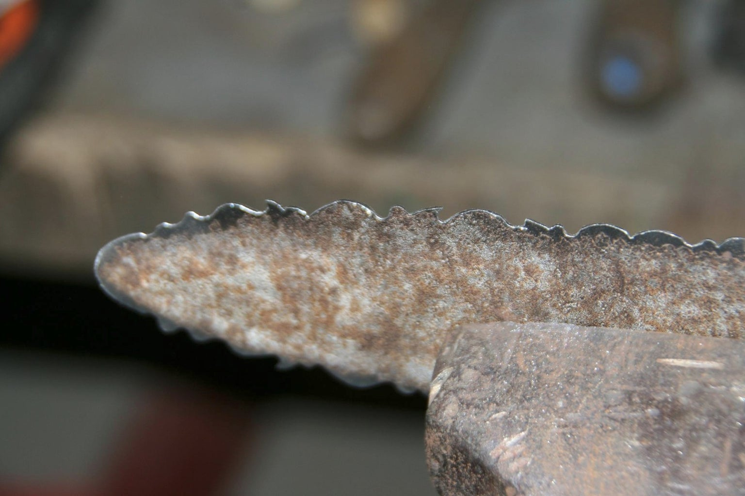 Making Angle Irons and Hinges