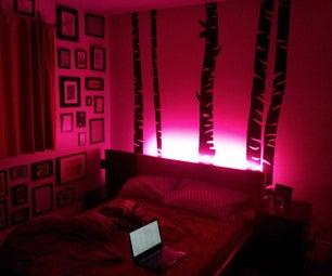 DIY Coloured Lighting With RGB LEDs
