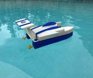 WiFi Propeller Boat II