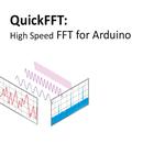 QuickFFT: High Speed FFT for Arduino