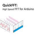 QuickFFT: High Speed FFT for Arduino