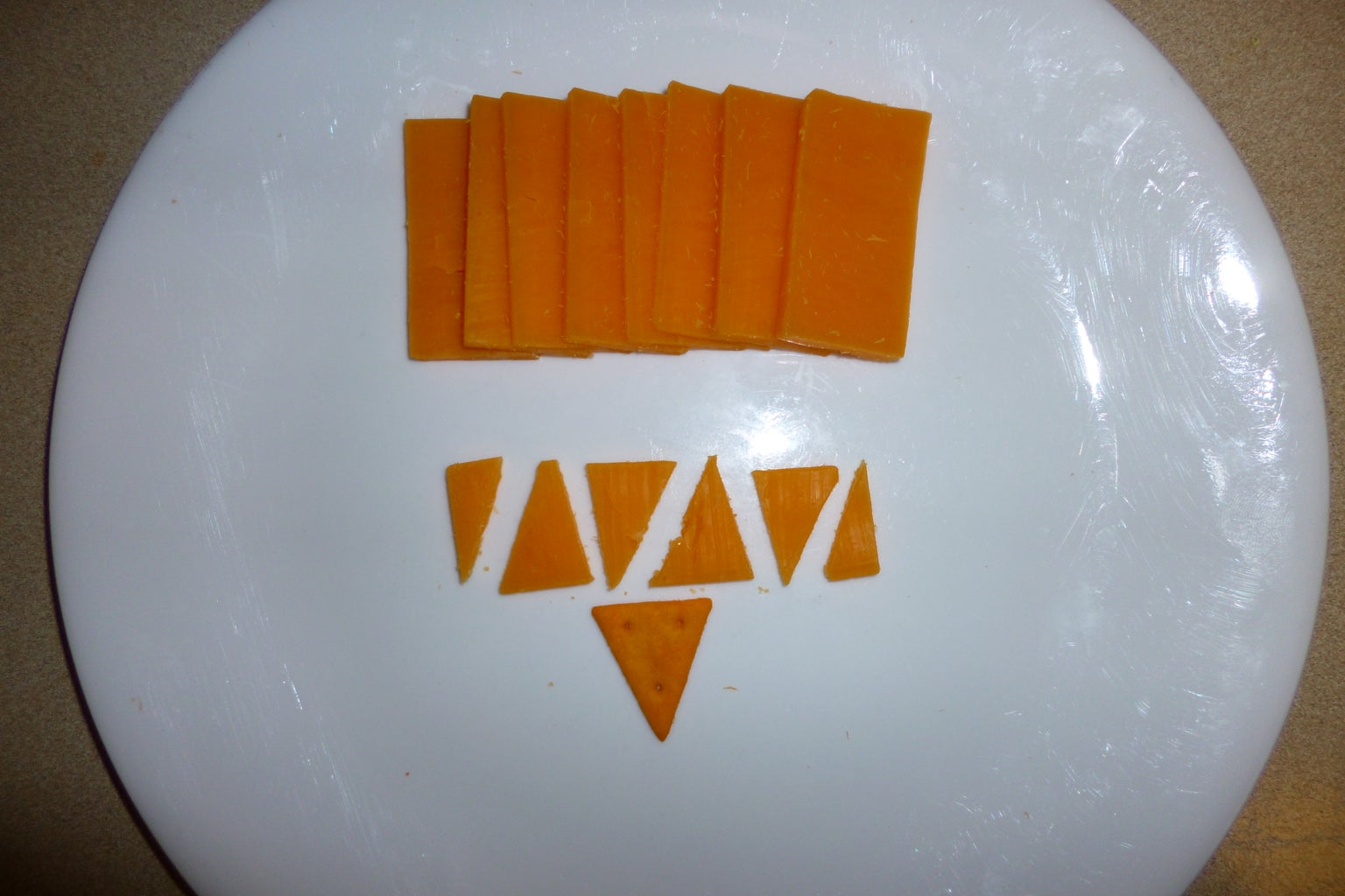 (who) Cut the Cheese...