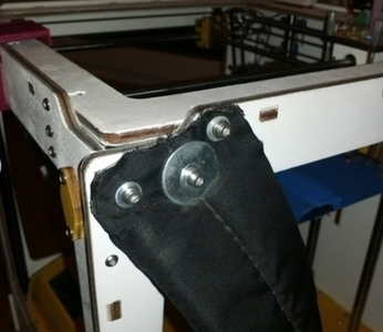 Step 1: How to Mount the Rucksack Straps