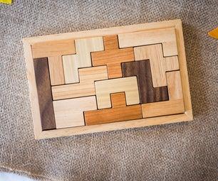 三维木块拼图