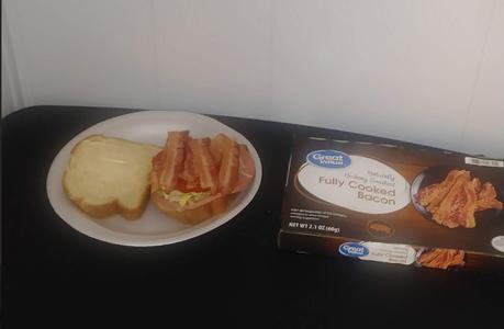 Adding the Bacon