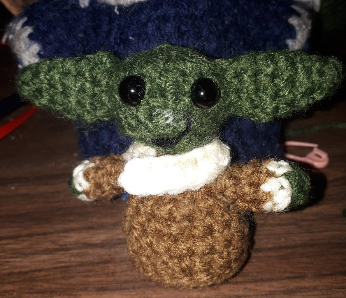Pocket Green Alien