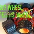 Big Wheel Ferris Wheel | a K'nex Ball Machine Element