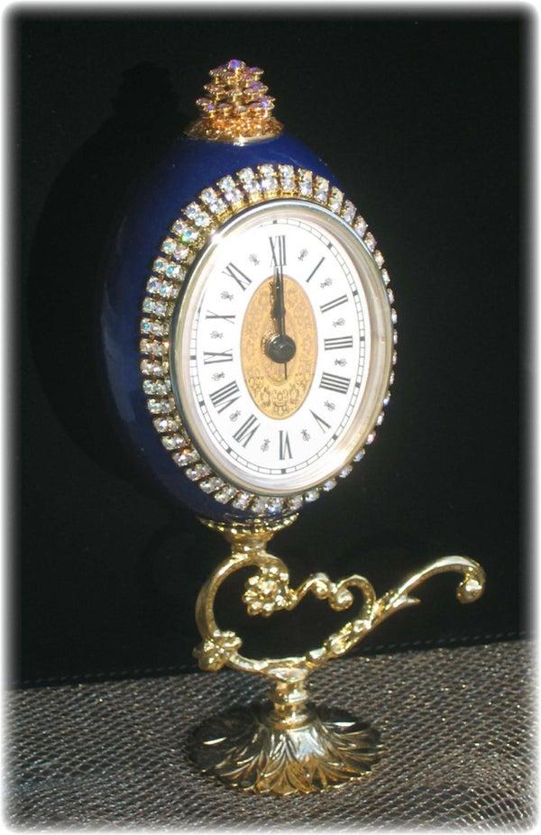 High Gloss Rhea Egg Clock