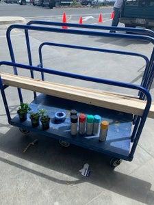 Bike Repair and Wash Stand