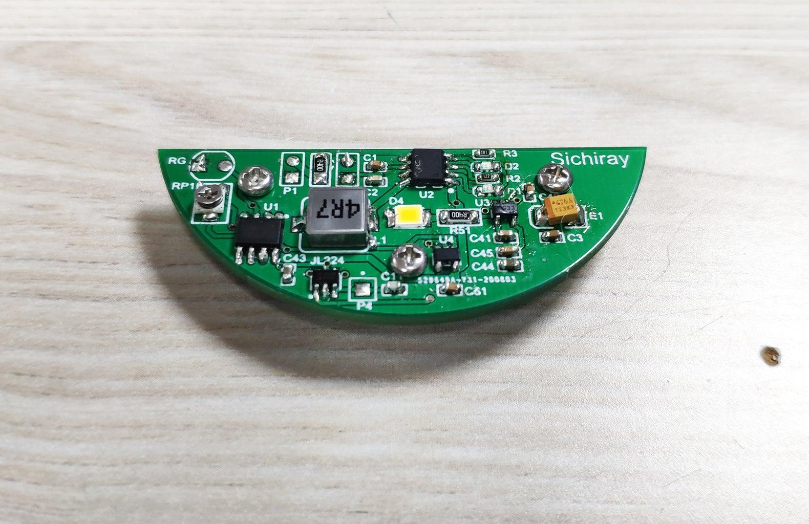 Hardware Designing