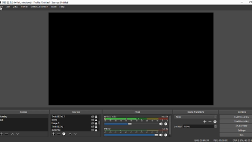 Open OBS