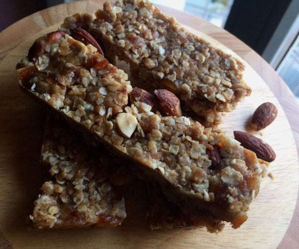 How to Make Vegan Granola Bars