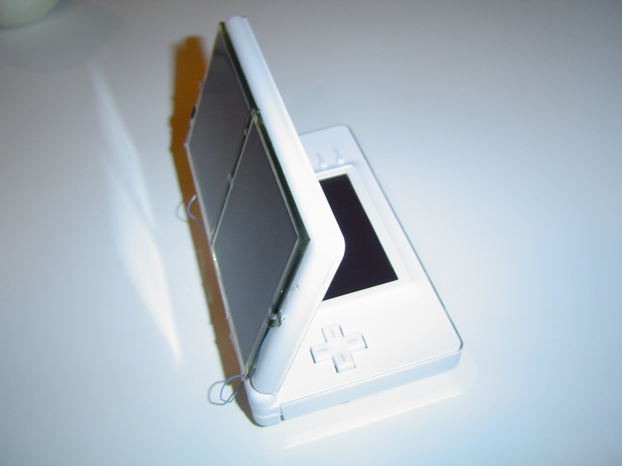 "Make a Solar DS ""light"" (Version 1)"