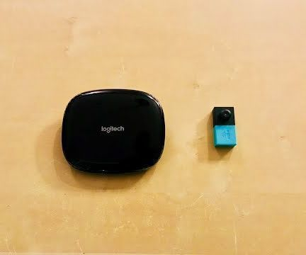 Automate Your Home Devices Using MESH and Logitech Harmony