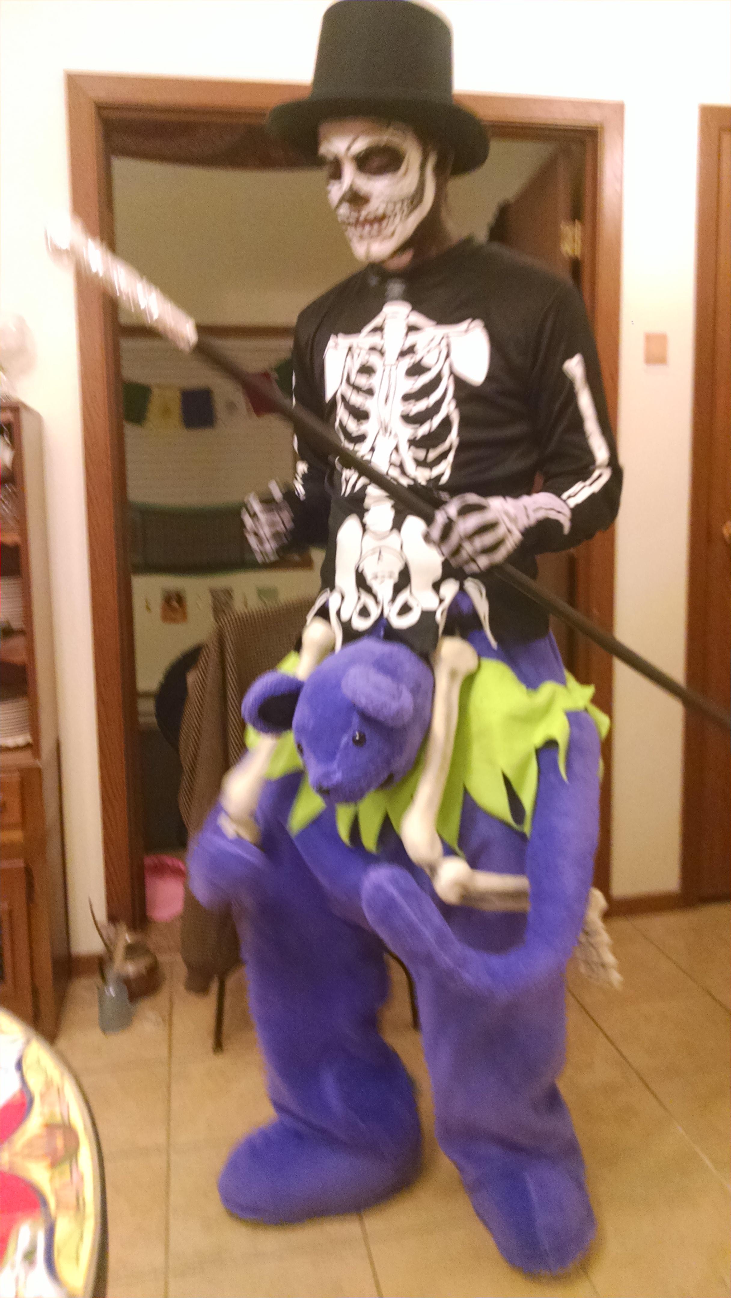 Grateful Dead Carry me costume