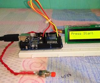 Flappy Bird Game Using Arduino & LCD Display