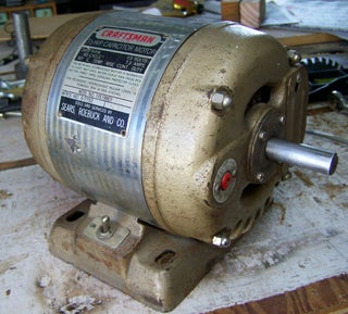 Make an Electric Motor Run Again : 6 Steps (with Pictures) - Instructables | Turn Down Speed Ac Electric Motor Wiring Diagram |  | Instructables