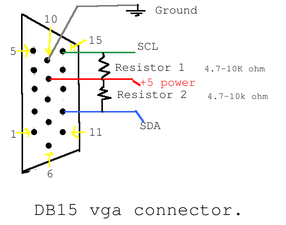Av To Vga Wiring Diagram Collection
