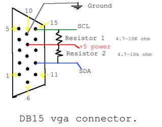Wiring Diagram Vga To Rca / Wiring Diagram Vga To