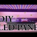 DIY LED Strip Light Panel