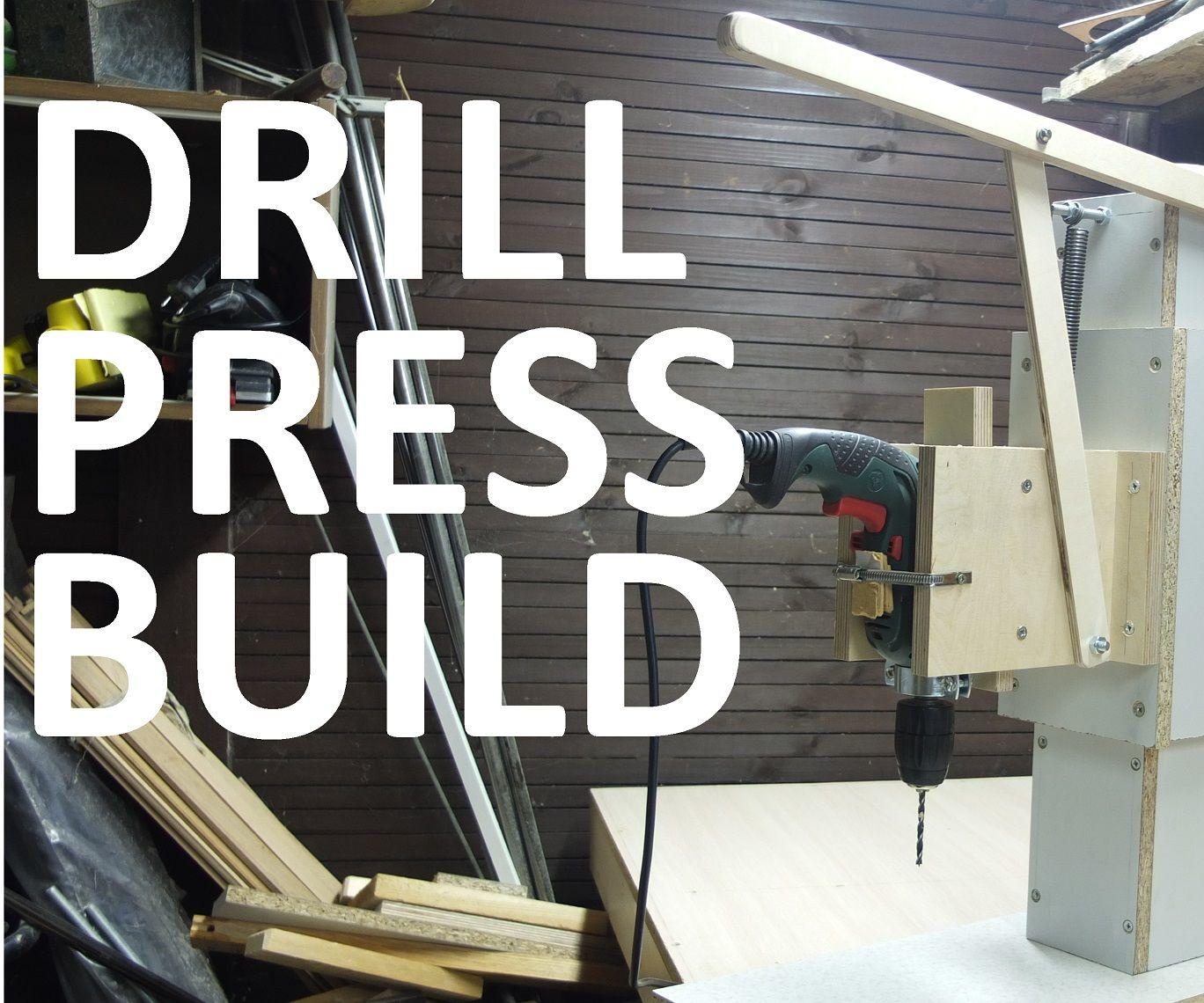 drill press build
